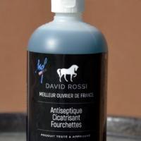 Antiseptique cicatrisant fourchette David Rossi